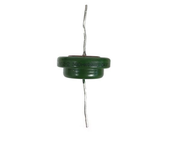 Конденсатор  К52-2 300мкф 25В
