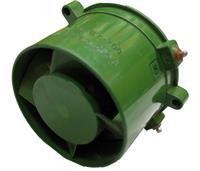 ДВО-0,7-400 - электрический вентилятор