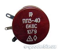 Опір ПП3-40 6,8 кОм