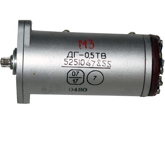 Електродвигун ДГ-0,5ТВ