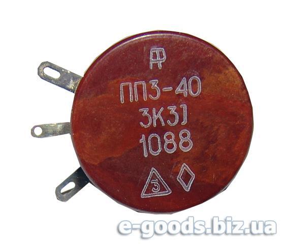 Опір ПП3-40 3,3 кОм