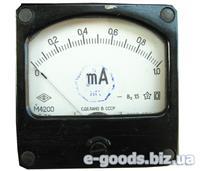 М4200 - миллиамперметр 0,02