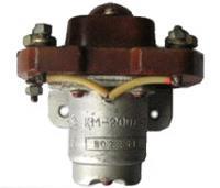 КМ-200Д-В - малогабаритний контактор тривалої дії