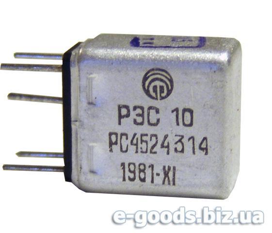 Електромагнітне реле РЭC 10 РС4524314