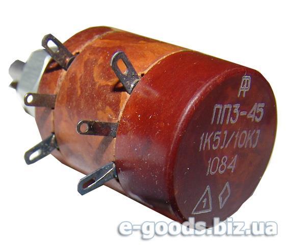 Опір ПП3-45 1.5 кОм - 10 кОм