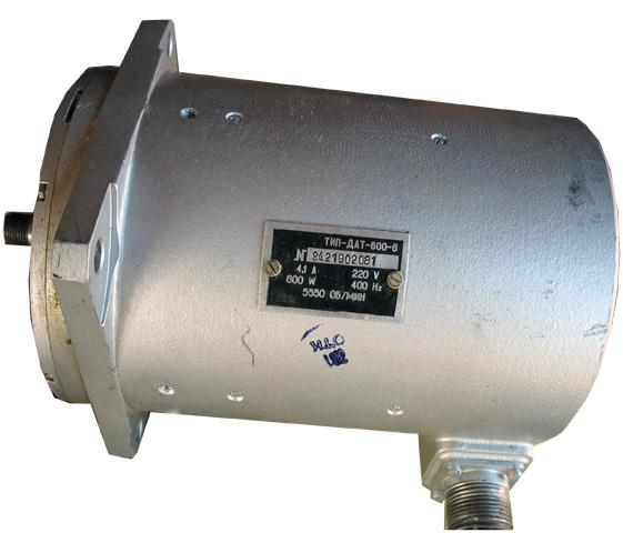 Електродвигун  ДАТ-600-6
