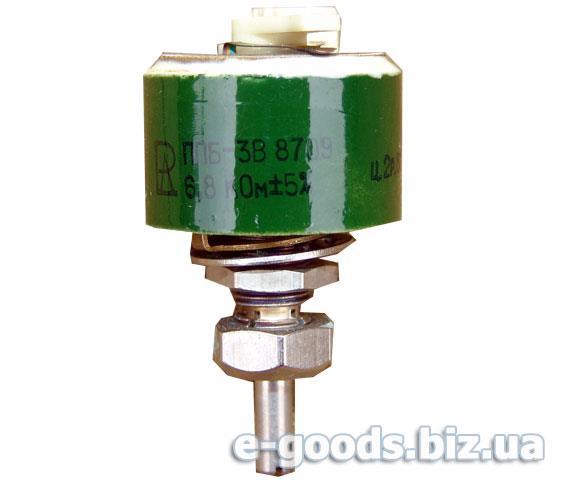 Резистор ППБ-3В 6,8кОм