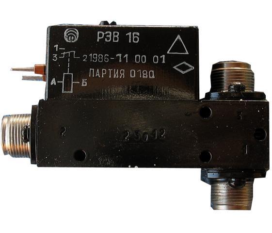 Реле РЭВ-16