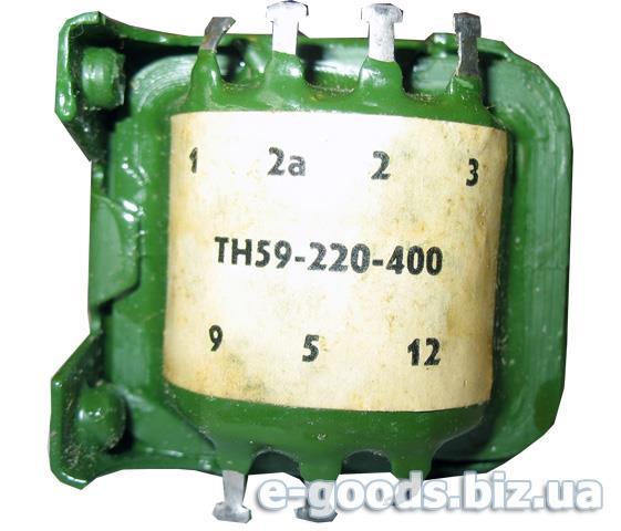 Трансформатор ТН59-220-400