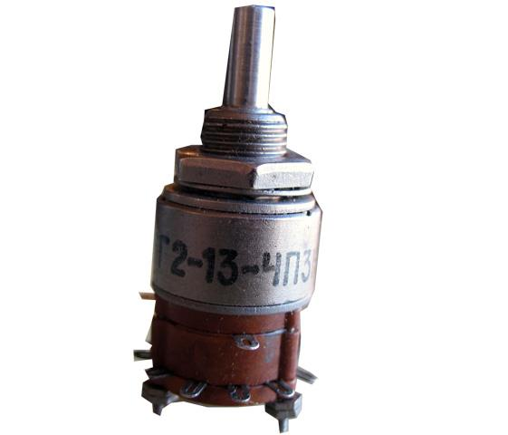 Перемикач ПГ2-13-4П3НВ