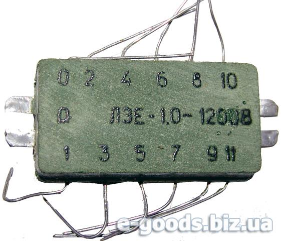 Лінія затримки ЛЗЕ-1,0-1200В
