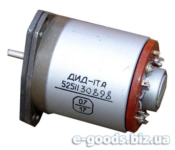 Електродвигун ДИД-1ТА