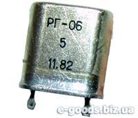 РГ-0,6 1000кГц - резонатор кварцевый герметизированный