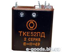 ТКЕ52ПД - реле