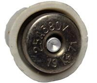 25А, 380В - предохранитель керамический