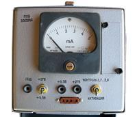 М1400 - прилад вимірювальний сили постійного струму, міліамперметр