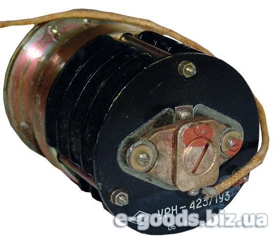 Вугільний регулятор напруги УРН-423/1У3