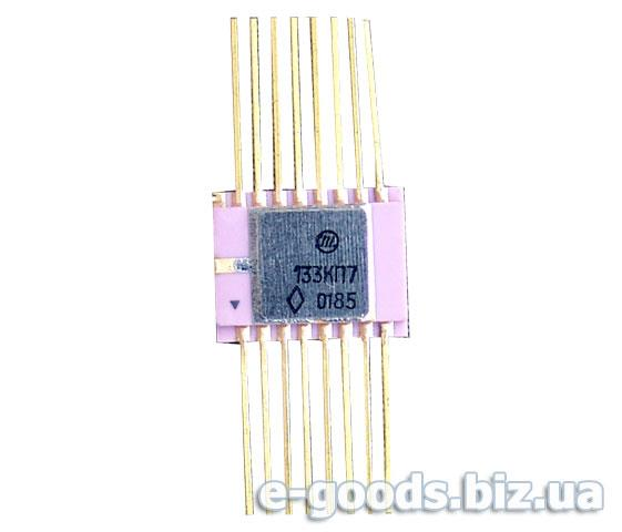 Селектор-мультиплексор на 8 каналів 133КП7