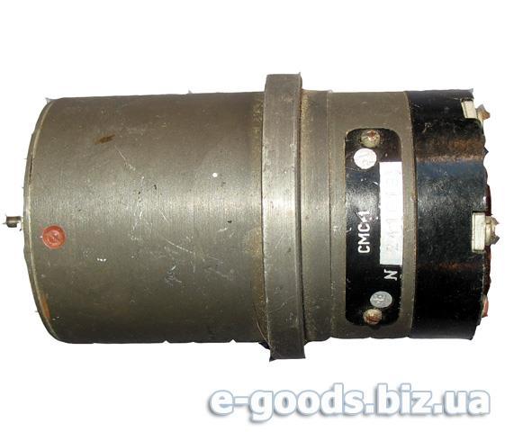 Електродвигун СМС-1