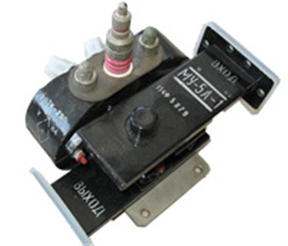 Магнетрон підсилювальний  МУ-5А-1