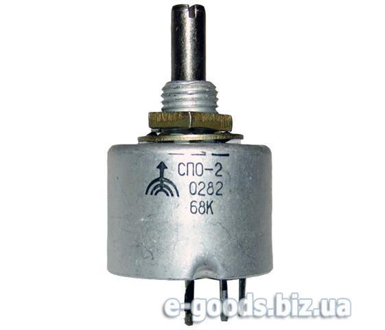 Резистор змінний СПО-2, 68кОм
