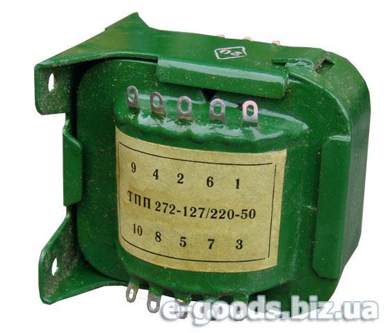 Малогабаритний трансформатор ТПП 272-127-220-50