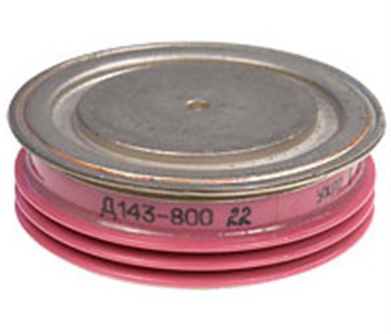 Діод силовий вітчизняний Д143-800-22