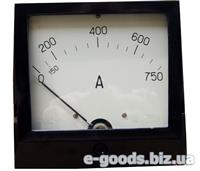Э378 750А - амперметр