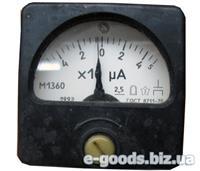 M1360 - амперметр
