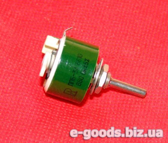 Резистор змінний ППБ-3А 680Ом