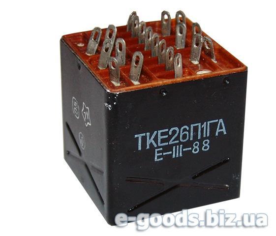 Реле нейтральне ТКЕ26П1ГА
