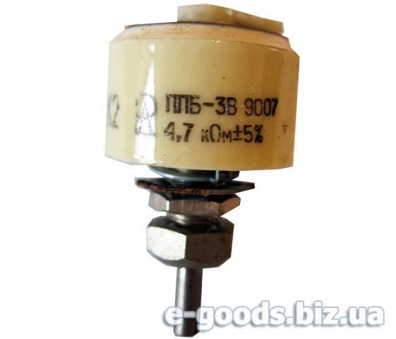 Резистор ППБ-3В 4,7кОм