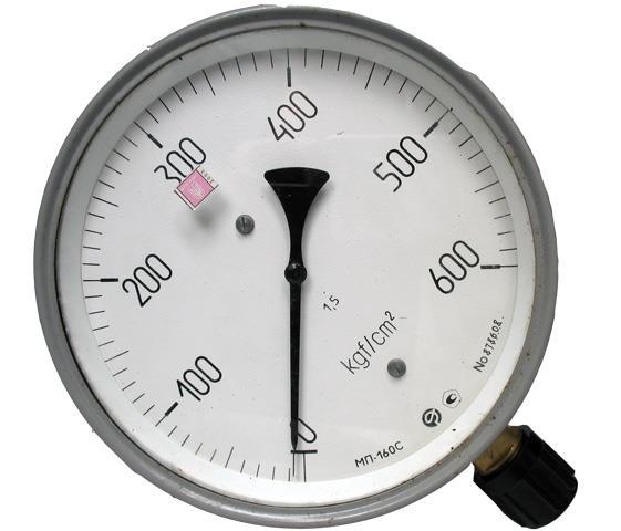 Манометр МП 160С