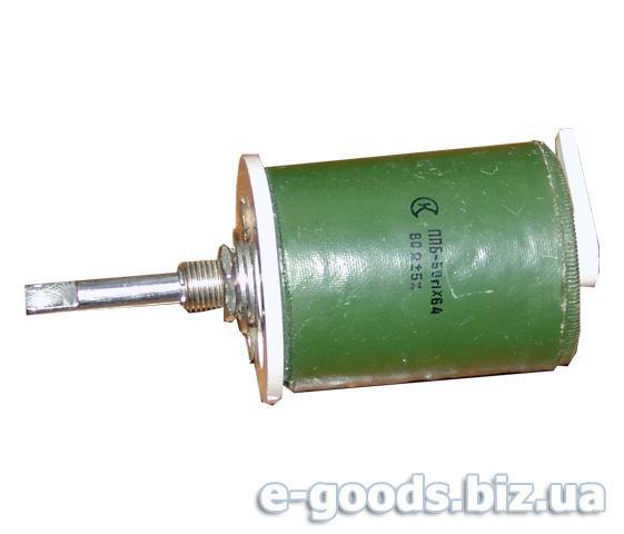 Резистор змінний ППБ-50-80Ом
