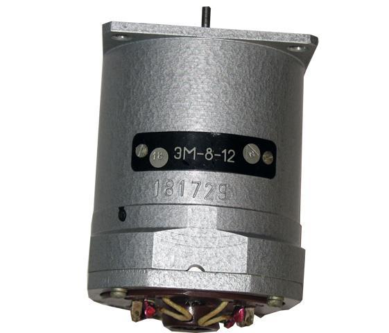 Електродвигун змінної напруги ЭМ-8-12