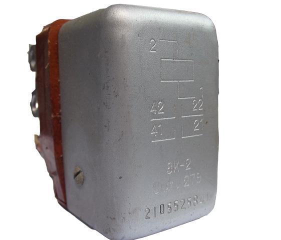 Реле електромагнітне 8К-2
