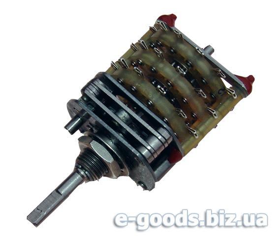 Перемикач поворотний 3П9НВ