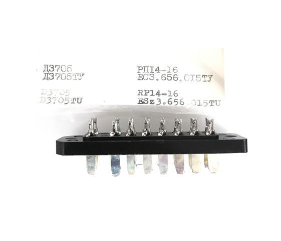 Силовий роз'єм РП14-16 (вилка)