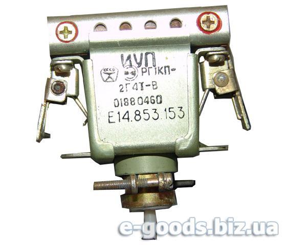 З'єднувач комбінований РГ1КП-2Г4Т-В