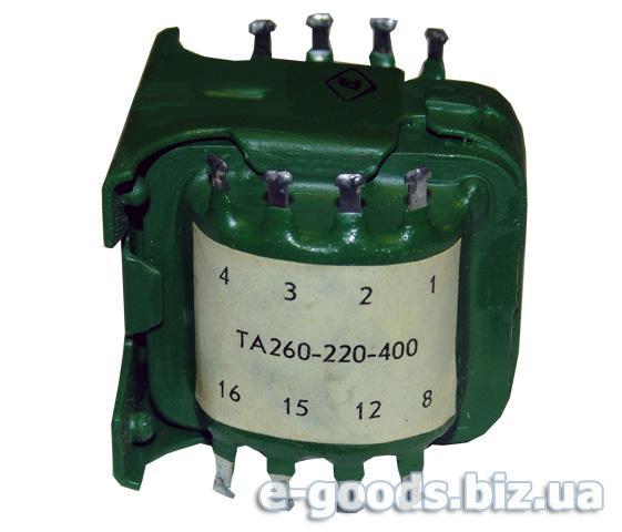 Трансформатор ТА260-220-400
