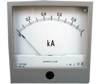 М42100 - прилад вимірювальний сили постійного струму, кілоамперметр