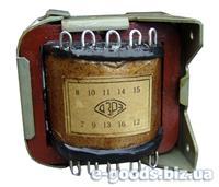 Малогабаритний трансформатор ТН60-127-220-50