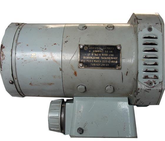 Електродвигун постійної напруги П80Т2