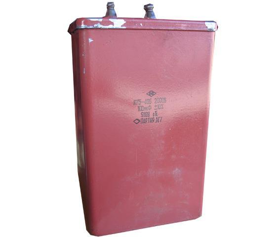 Конденсатор К75-406 2000В, 100мкФ