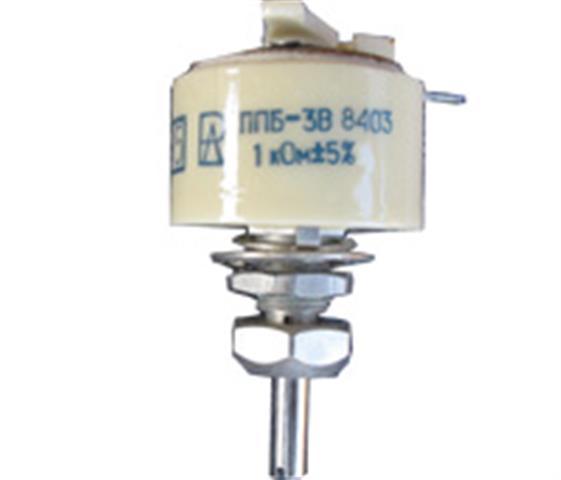 Резистор ППБ-3В 1кОм