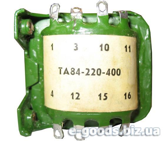 Трансформатор ТА84-220-400
