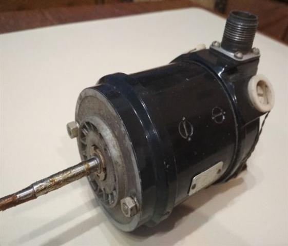 Електродвигун МБП-3Н