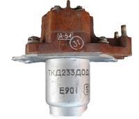 ТКД233ДОД - контактор постійної напруги