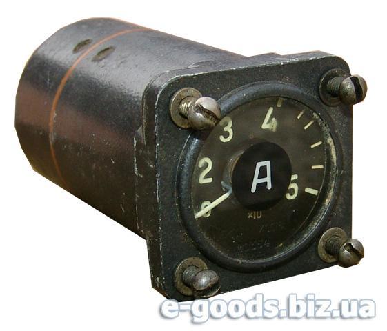 Амперметр АФ1 50А 400Гц