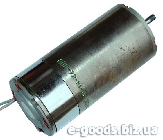 Колекторний двигун постійної напруги ДПР-72-Н1-03